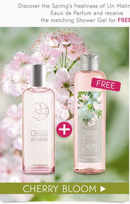 Celebrate The Spring Sale At Yves Rocher